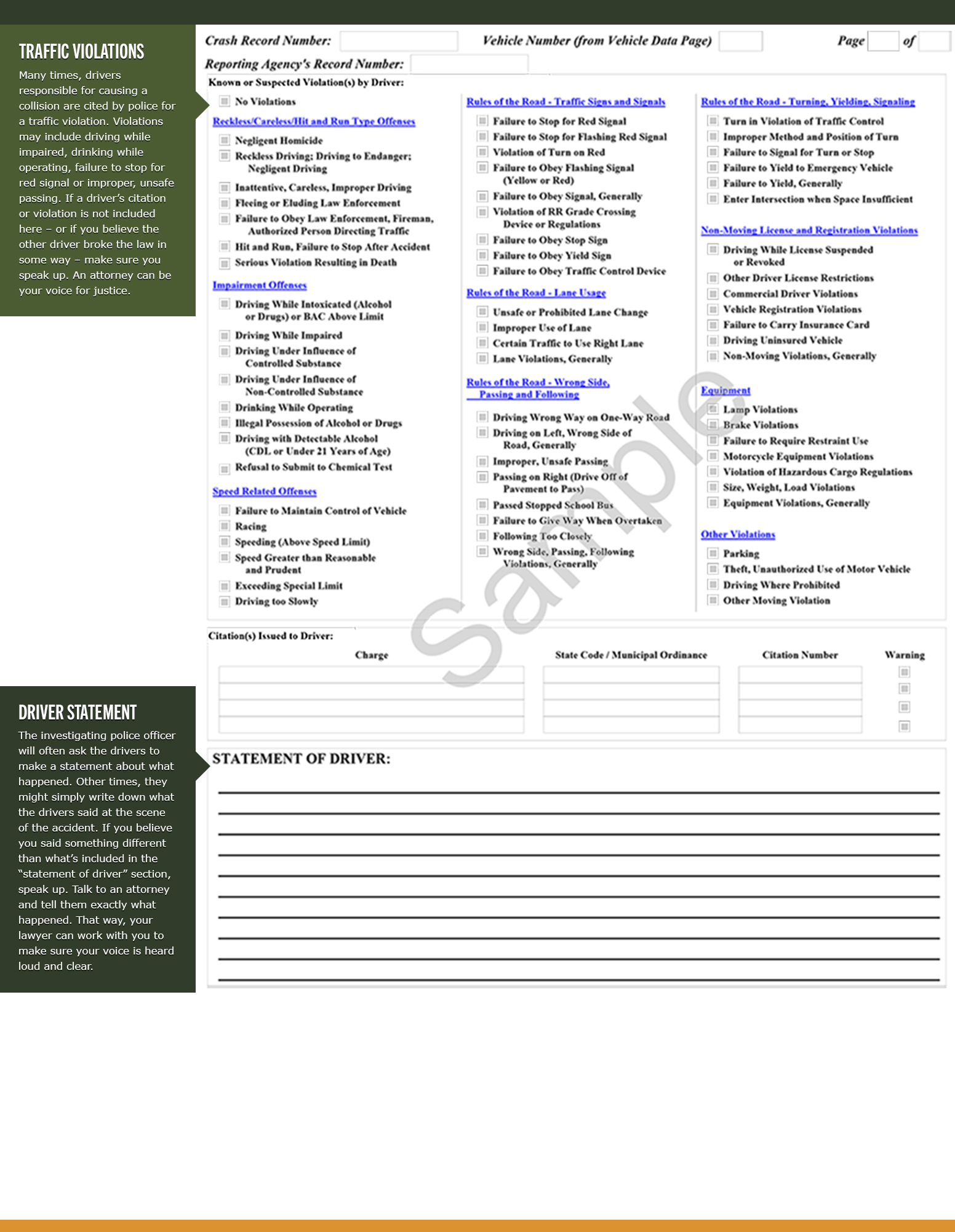 WV Accident Report Page 5