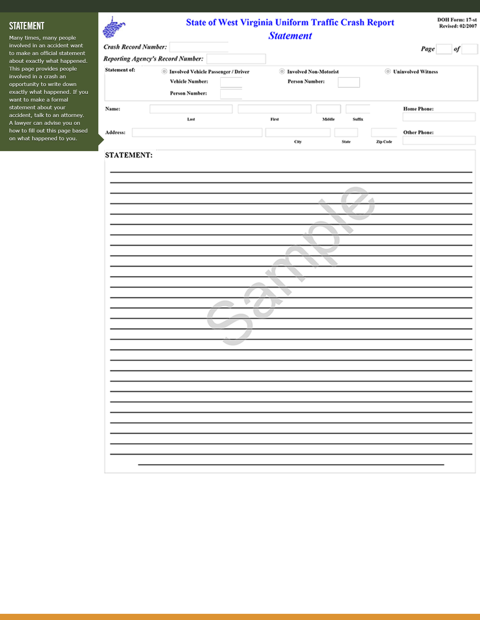 WV Accident Report Page 7